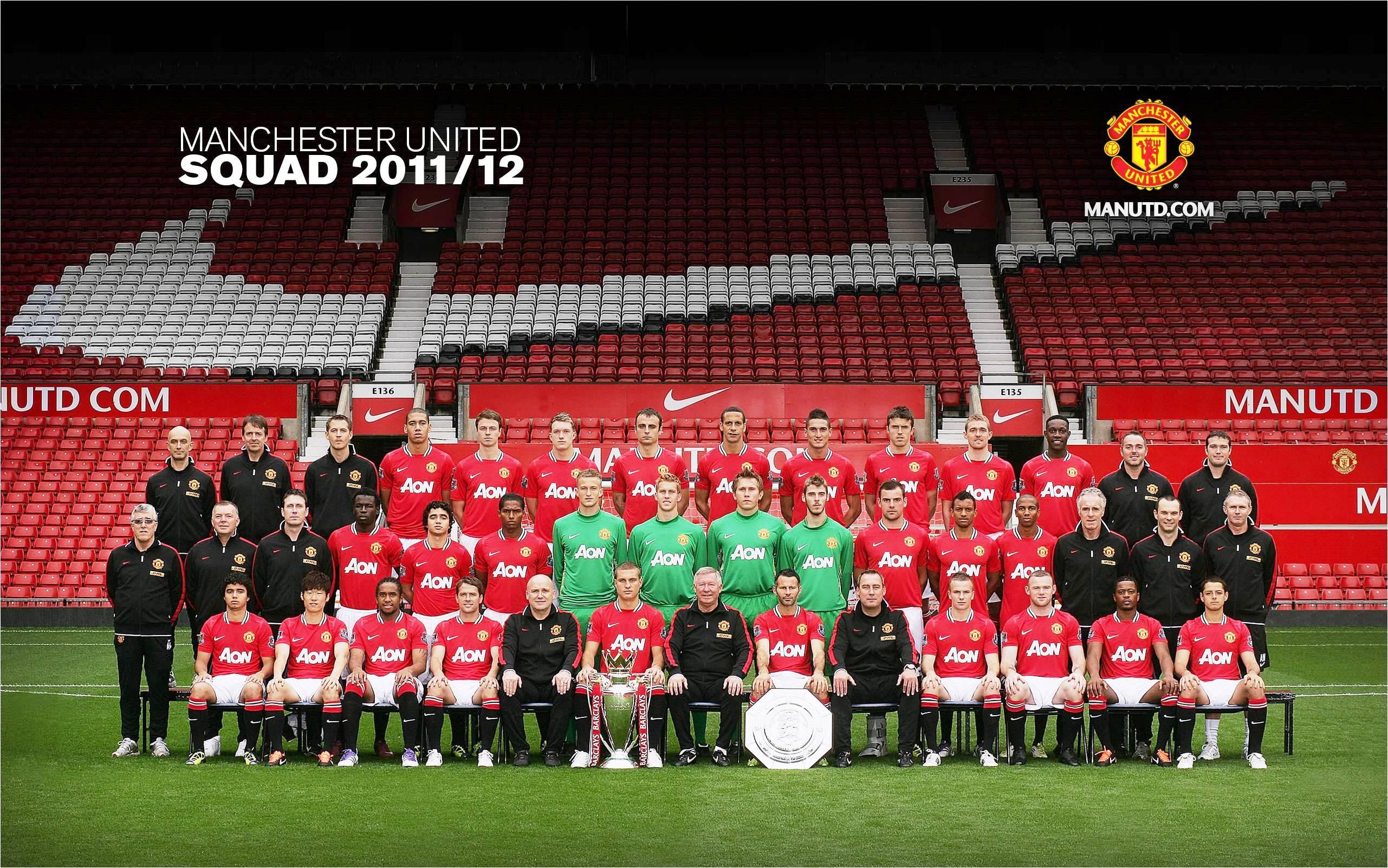 Hilo del Manchester United Squad